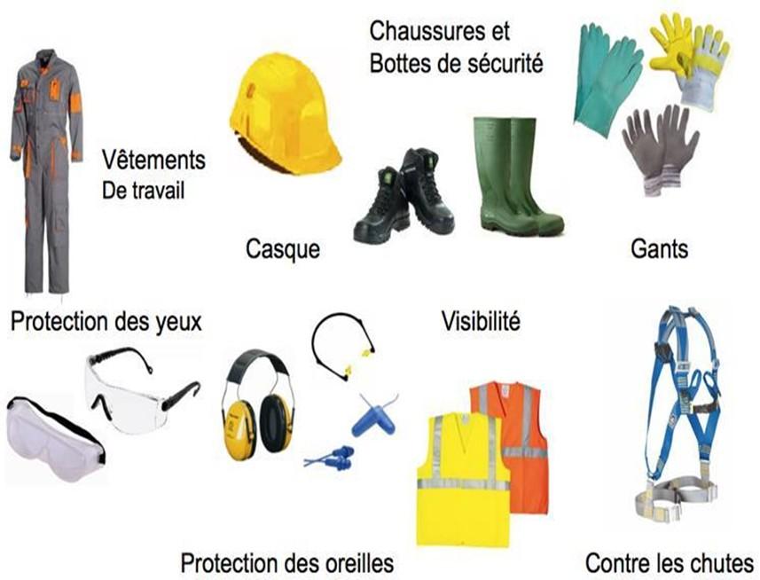 Equipement de Protection Individuelle EPI
