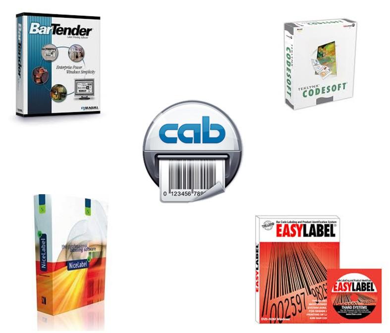 logiciel imprimante étiquette
