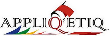 Appliqetiq :  De la fabrication d'étiquettes à la pose d'étiquettes – DEPOSE ET  IMPRESSION POSE Logo